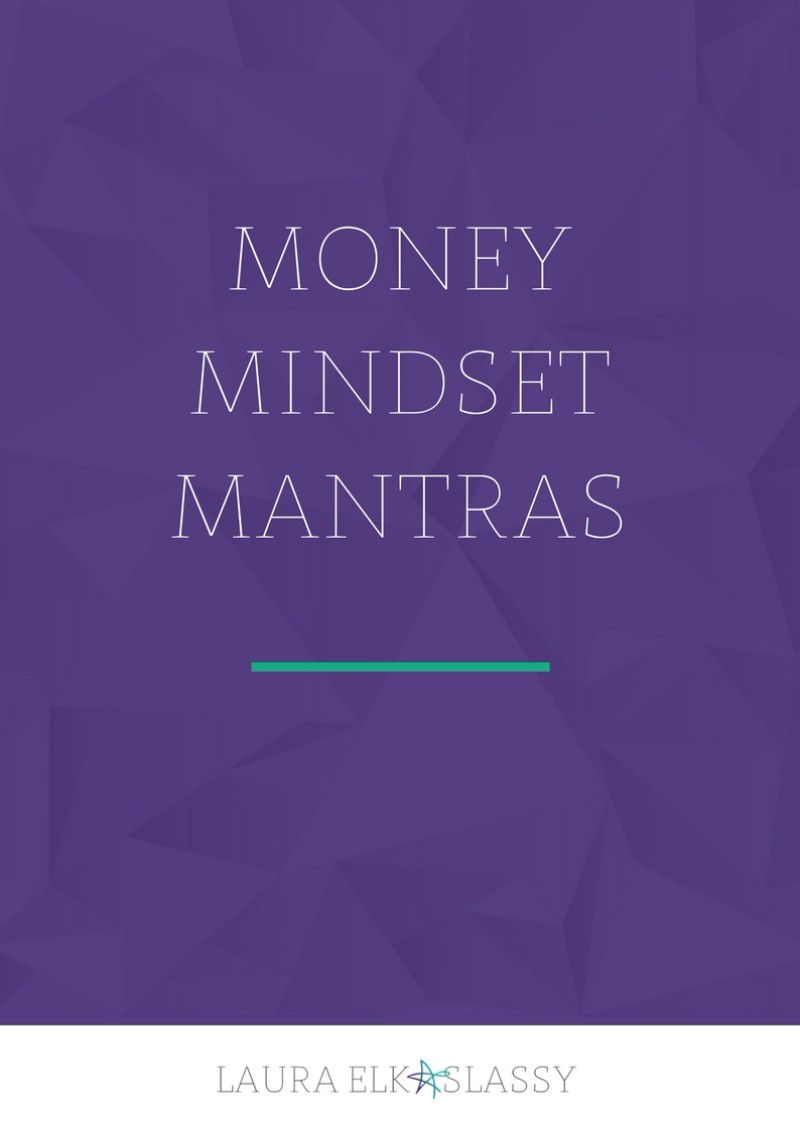 Money Mindset Mantras