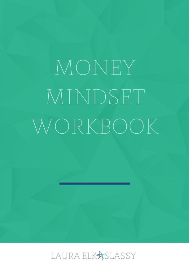 Money Mindset Workbook