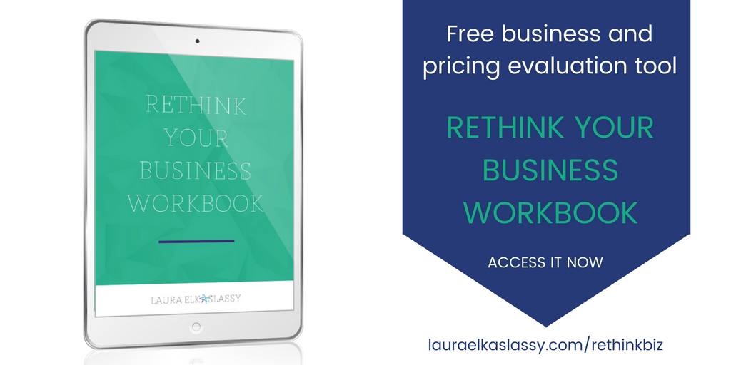 Rethink your Business Workbook CU2