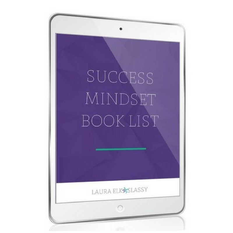Success Mindset Books Laura Elkaslassy
