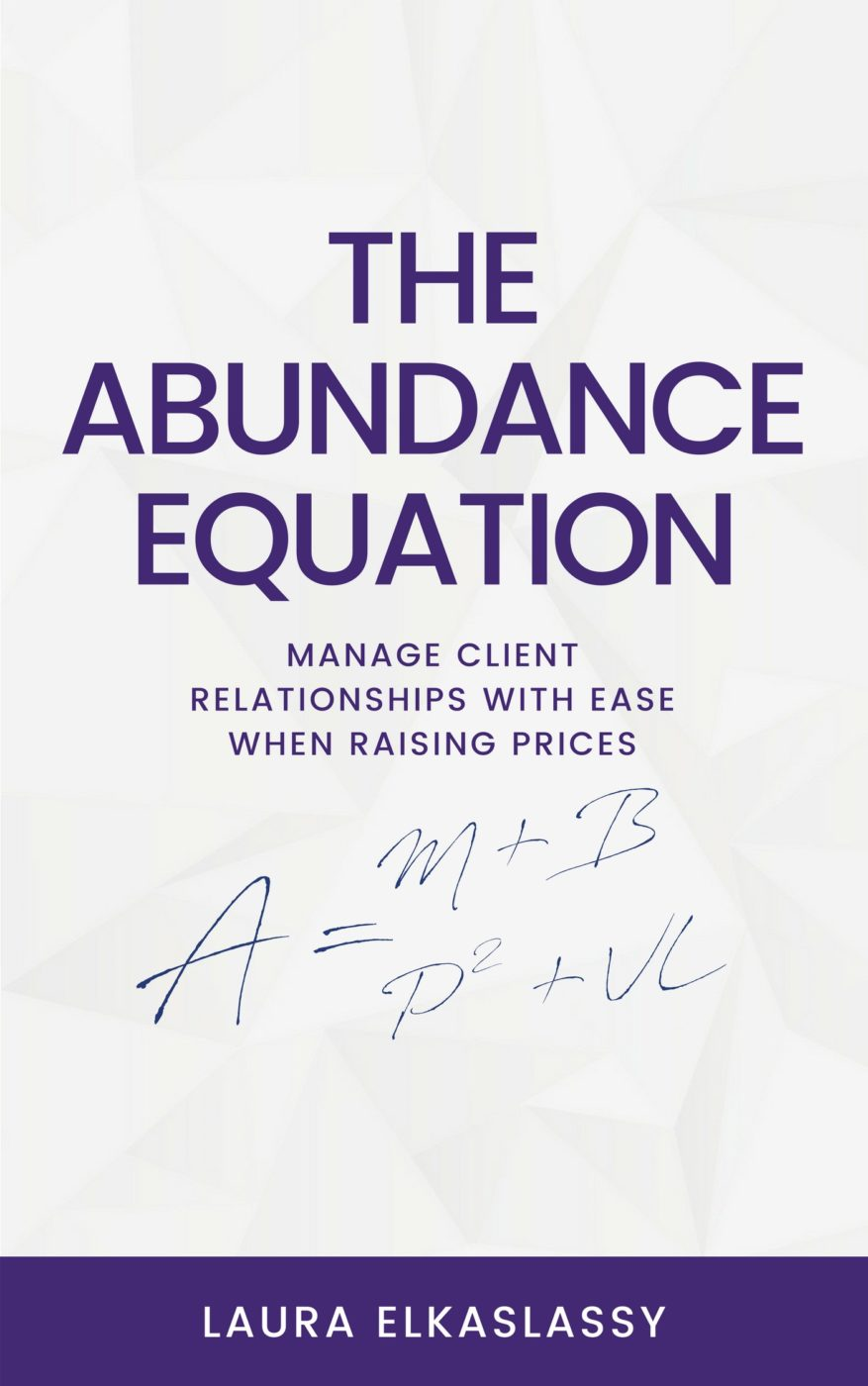 The Abundance Equation - Laura Elkaslassy
